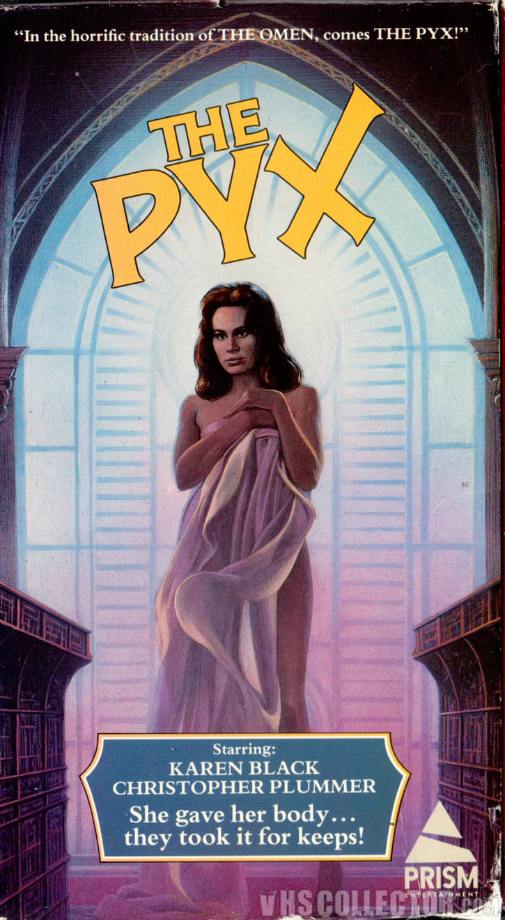 The Pyx (1973) by HARVEY HART