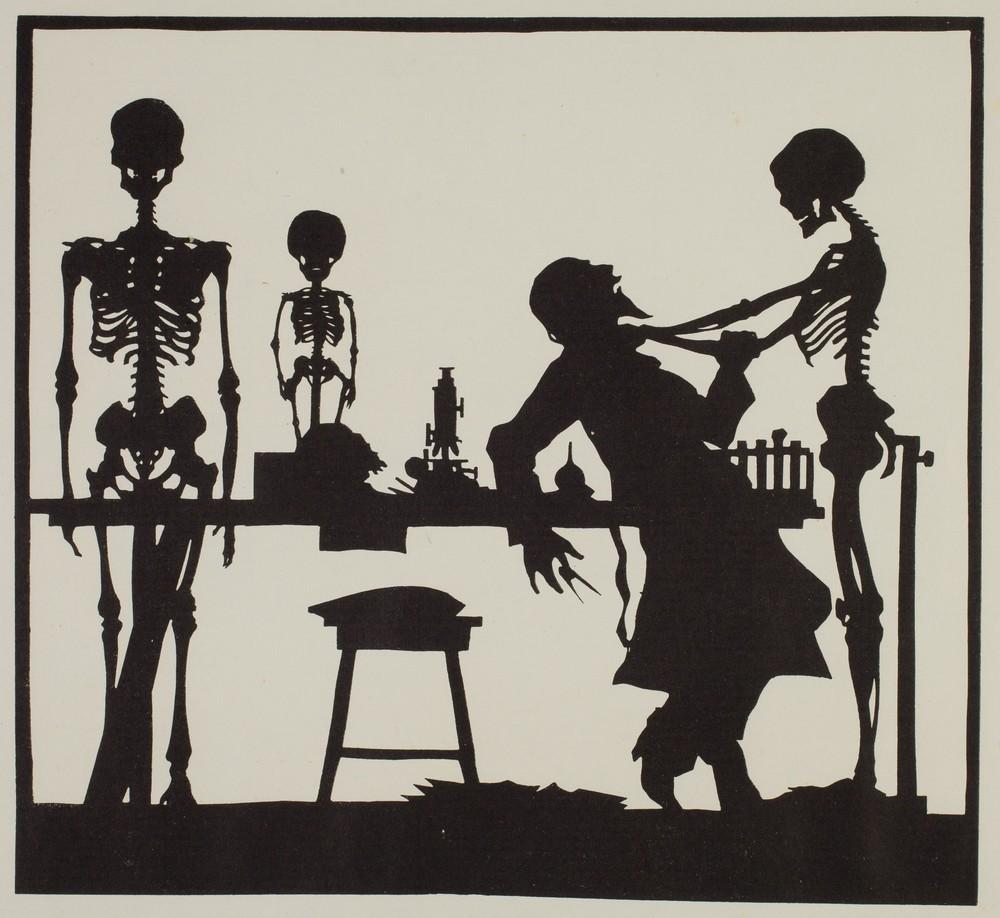 Dernière danse : l'imaginaire macabre dans les arts graphiques (2016)