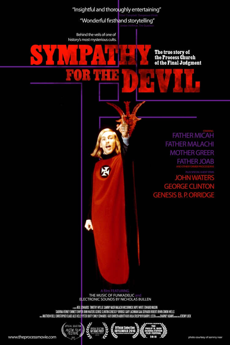 sympathy-for-the-devil_the-true-story-of-the-process-church-of-the-final-judgment_neil-edwards_2015_uk_101-minSympathy for the Devil : The True Story of the Process Church of the Final Judgment (2015) by NEIL EDWARDS