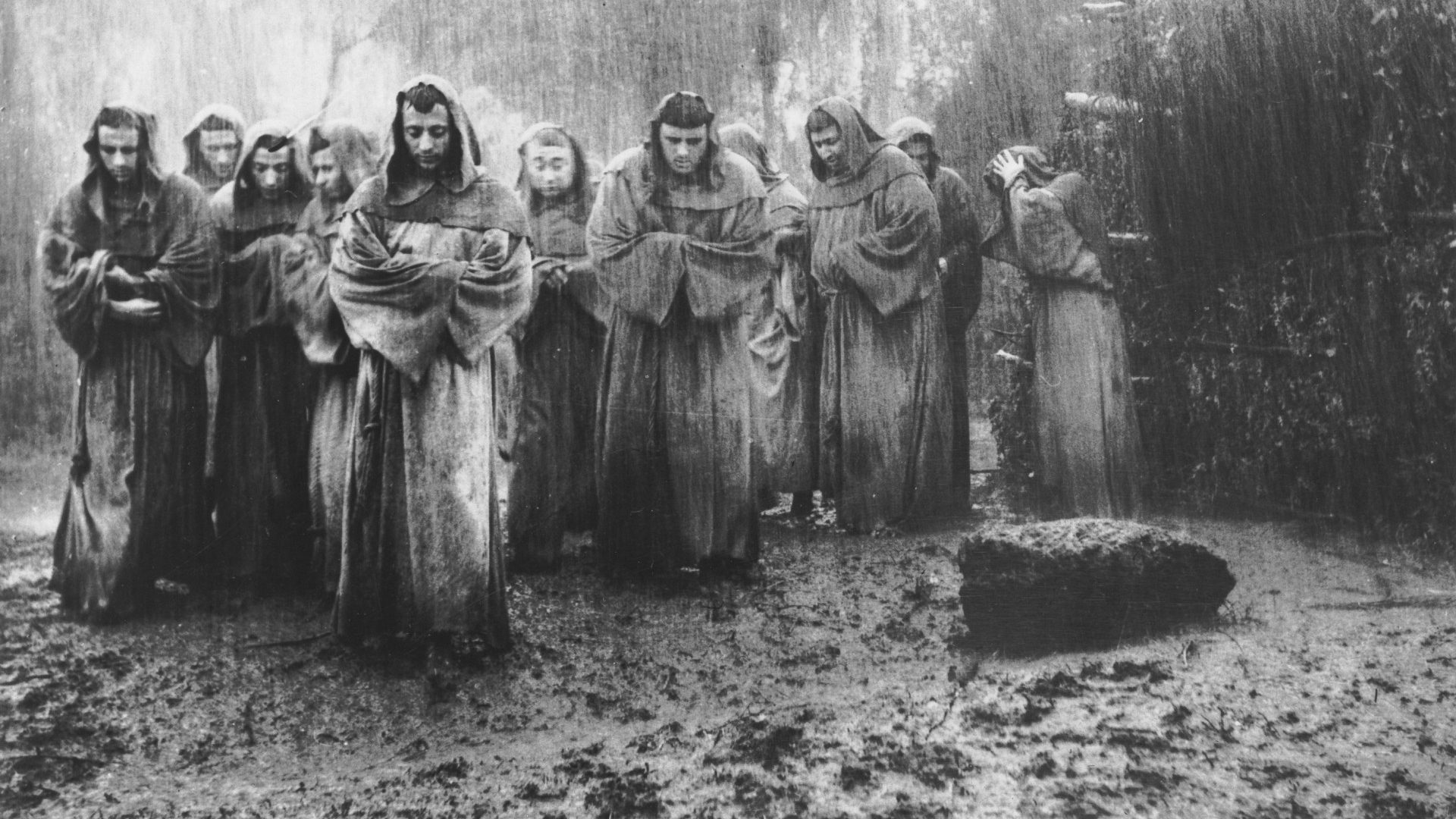 The Flowers of St. Francis (1950) by ROBERTO ROSSELLINI