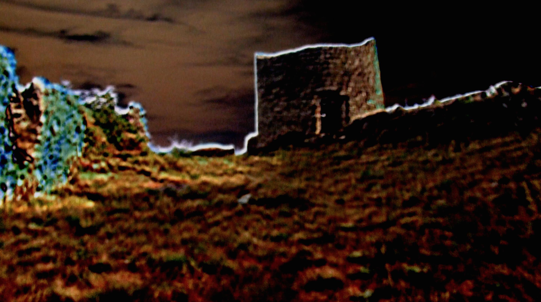 Image tirée du film 'Ruins Rider' (2017) de PIERRE-LUC VAILLANCOURT