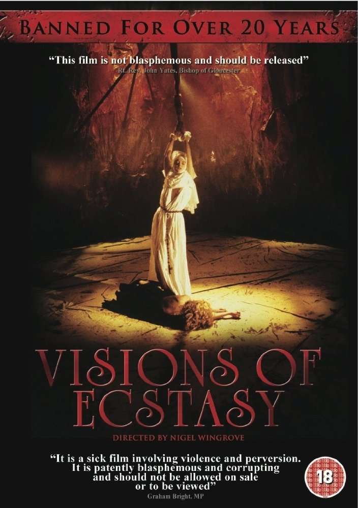 Visions of Ecstasy (1989) by NIGEL WINGROVE