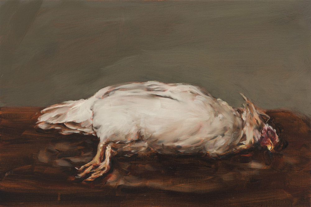 MICHAËL BORREMANS 'Dead Chicken' (2015)