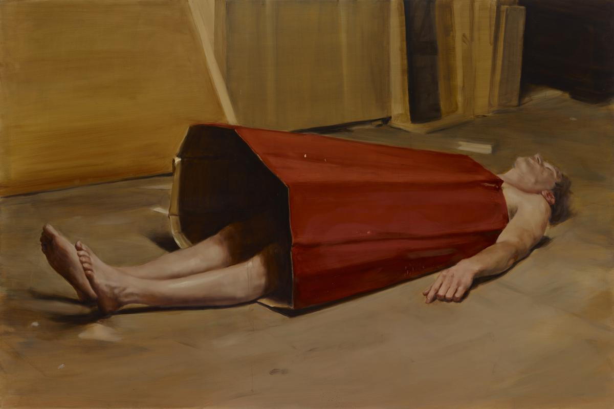 MICHAËL BORREMANS 'Devil's Dress' (2011)