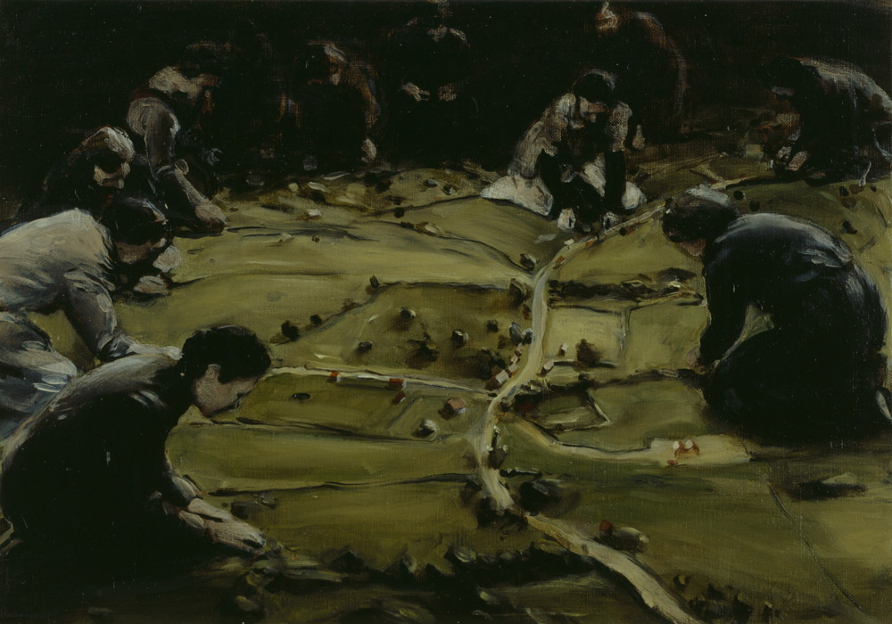 MICHAËL BORREMANS 'Trickland' (2002)