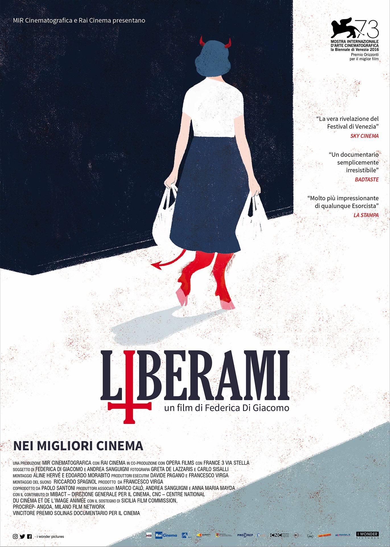 Deliver Us (2016) de FEDERICA DI GIACOMO