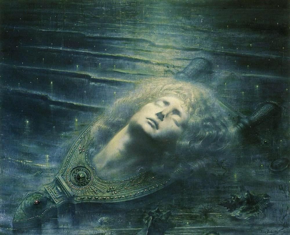 Mystical Symbolism: The Salon de la Rose+Croix in Paris, 1892–1897
