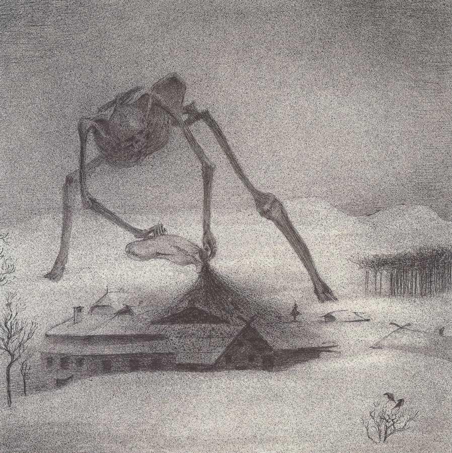 ALFRED LEOPOLD ISIDOR KUBIN (1877-1959)