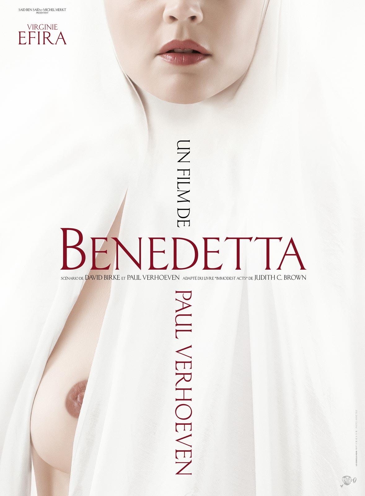 Sainte Vierge (Blessed Virgin) : le prochain film de Verhoeven
