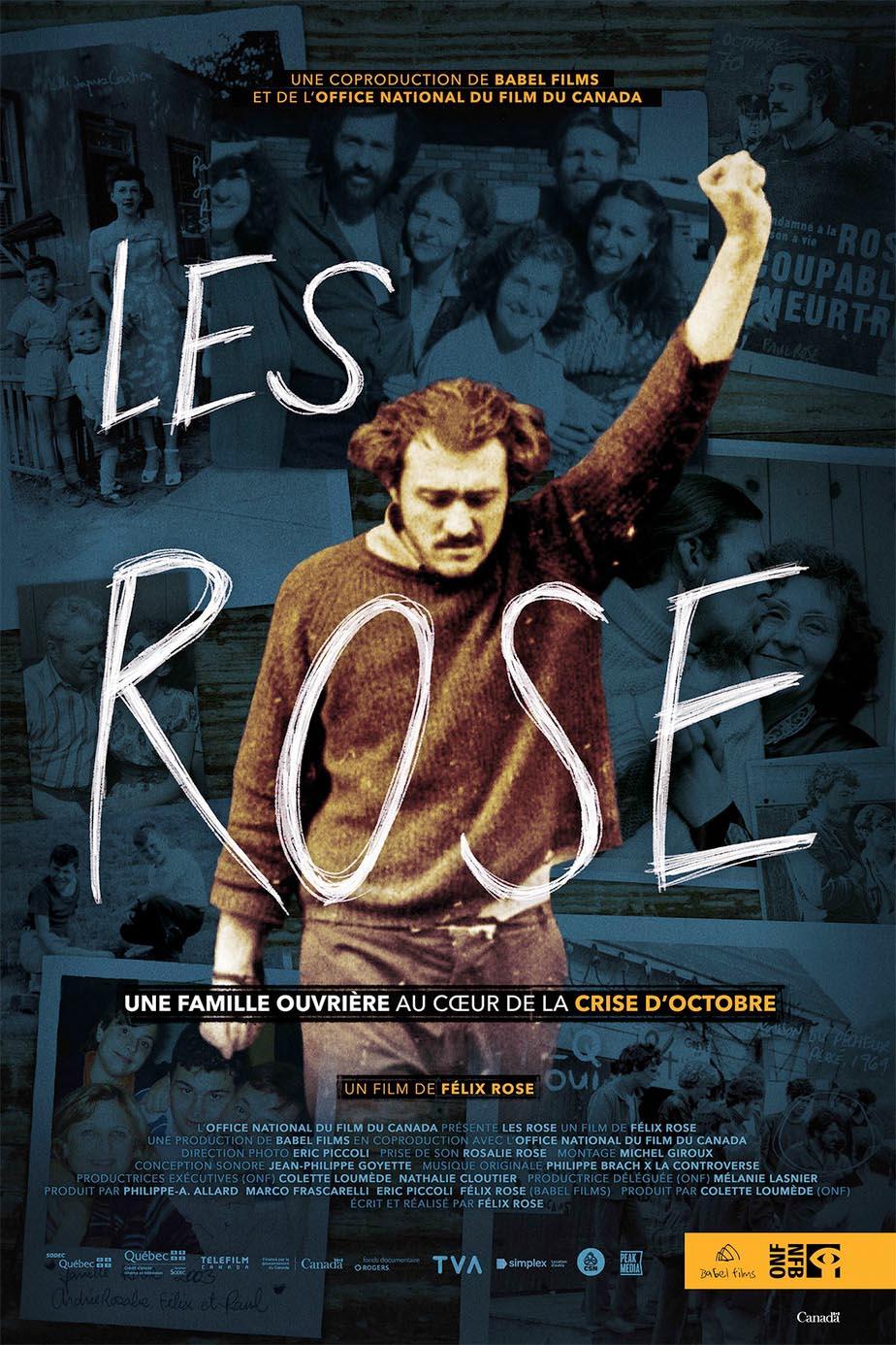 Les Rose (2020) de FÉLIX ROSE